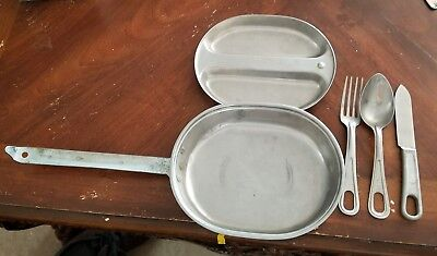 US Army Mess Kit 1945 Leyse ***AMAZING CONDITION