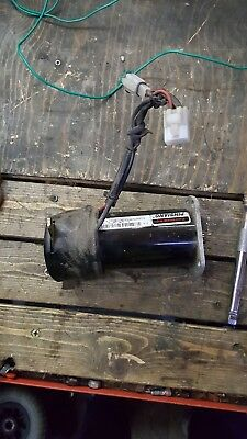 Shoprider mobility scooter motor and brake assembly pihslang m4-7um#1-1