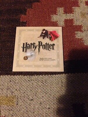 HARRY POTTER 2013 USPS Limited Edition Collector Stamp Book **No Stamps**
