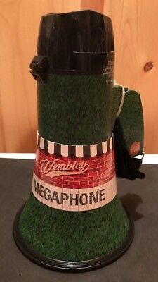 Wembley Megaphone With Bottle Opener-Green
