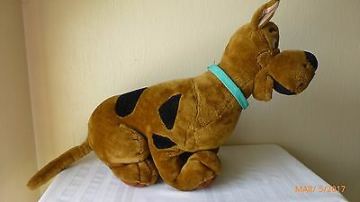 Vintage Scooby Doo Plush Cartoon Network G9245 Large Plush 25 Inches Long