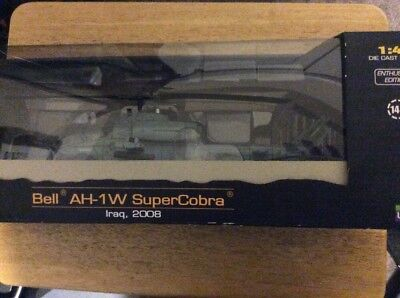 Die Cast Metal 1:48 Scale Bell AH-1W Super Cobra Model