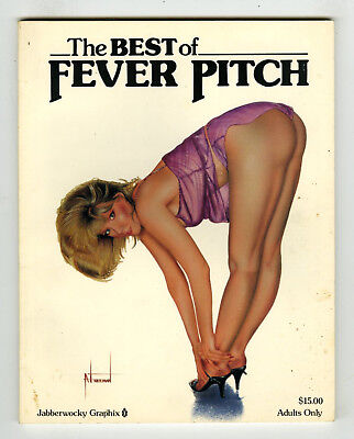 THE BEST OF FEVER PITCH vol 1 Jabberwocky Fetish Graphic Novel Comic 1990