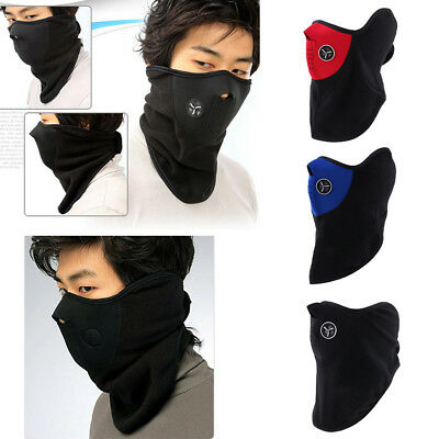 Face Mask Bike Motorcycle Ski Snow Snowboard Fishing Biker Sport Neck Warmer