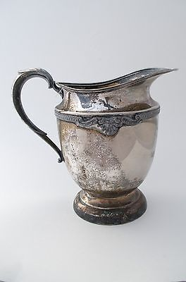 Vintage Sheets Rockford and CO 1875 Pitcher Great OLD/VINTAGE Great Retro Design
