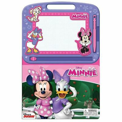 Minnie Mouse Learning Series Book Free Shipping!