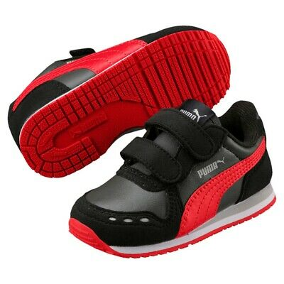 Puma Cabana Racer Sl V Inf Children Sneaker Shoes Dark Shadow 351980