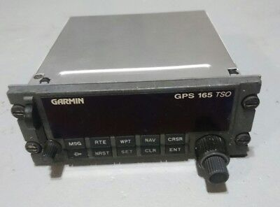 Garmin GPS-165 aviation GPS