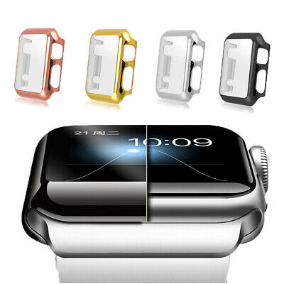 Screen Protector Cover Case Screen For Apple Watch iWatch Series 2 3 38mm/42mm