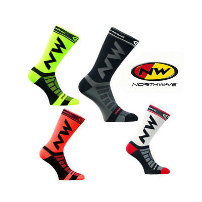 6 x Bicycle Bike Riding Cycling Socks Running Basketball Sport Socks Breathable