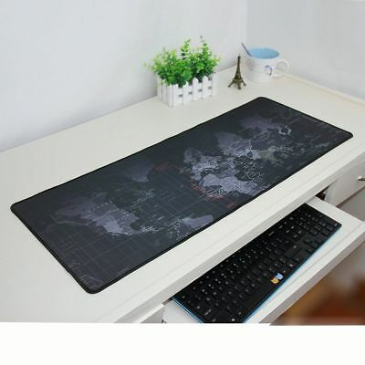 Extended Gaming Mouse Pad Large Size Desk Keyboard Mat Non Slip Rubber