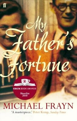 My Father's Fortune: A Life (Paperback), Frayn, Michael, 9780571270590