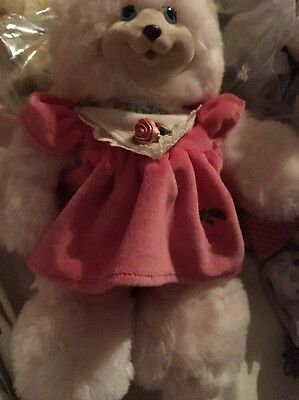 Fisher Price Briarberry SarahBerry Bear Original Outfit Headband