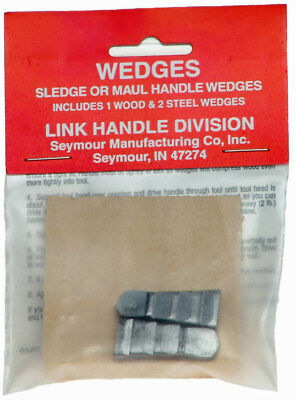 Link Handles 64136 Axe Handle Wedges, 3-Pack