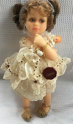 "Mundia Collection-12"" Colette COA Reve de Porcelaine Doll in Orig Box (288)"
