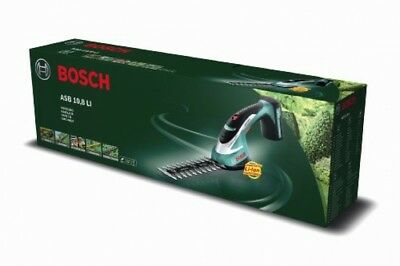 Bosch Cordless Shrub Shear with Integrated 10.8 V Lithium-Ion Battery