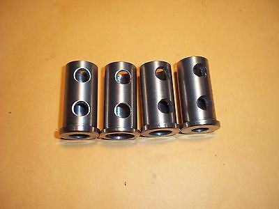 "Cnc Lathe  Bushings Type J .750"" Od Set Of 4"