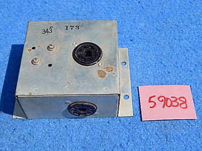 Wurlitzer 1500A 1550A Disconnect Assembly # 59038