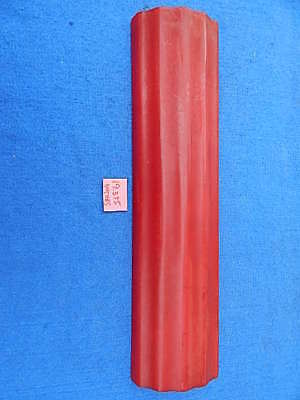 1939-1943 Wurlitzer Acme Stark Novelty Grille Pilaster - red 19.25 x 5.00 inches