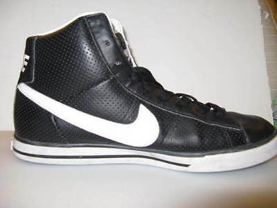 Nike Sweet Classic High Leather (Black / White) Size 10.5  354701-011 Tux Time