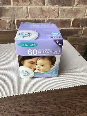 Sealed Box Lansinoh Nursing Pads