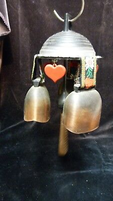 Vintage original 80ties Bavarian Shopkeepers Doorbell / Doorbell - Germany