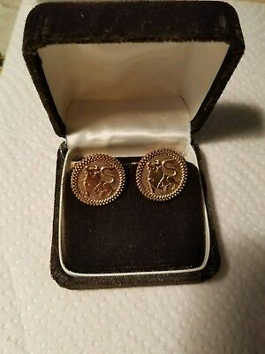 Cufflinks Merrill Lynch