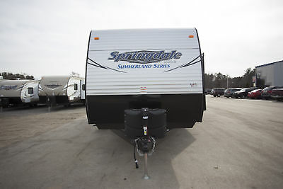 2017 Keystone Summerland 3030BH new and used campers RVs 5th Wheels for sale