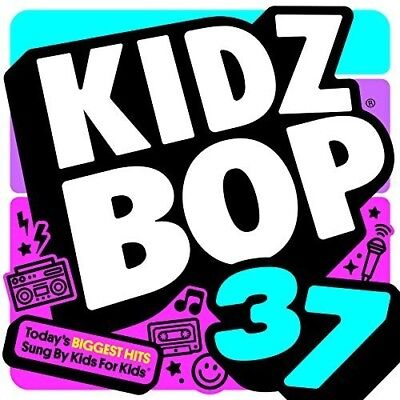 Kidz Bop Kids - Kidz Bop 37 [New CD]