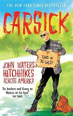 Carsick by Waters, John | Paperback Book | 9781472118936 | NEW