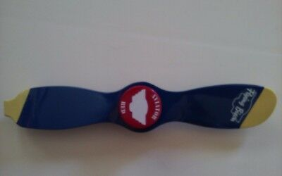 Tap handle Flying Bison Aviator Red