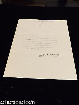 1942 new york selective service system case reopened letter