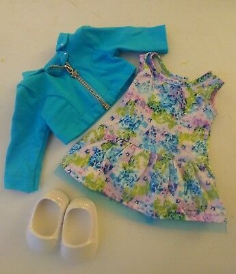 American Girl 2017 Truly Me Meet outfit set ***** brand new!!!!