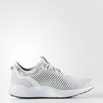 572989ab56e06 Adidas B39271 Women Alpha Bounce LUX Running shoes grey white Sneakers