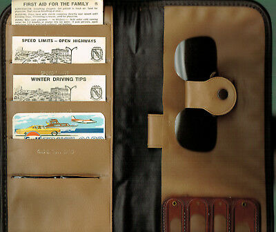 Gulf Travel Folder & Map Holder