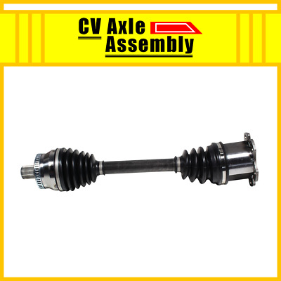 Front Driver Side Front Left CV Axle ASSEMBLY For AUDI ALLROAD QUATTRO 2001-2005