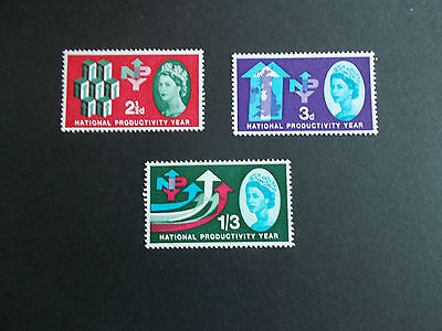 GB 1962 Commemorative Stamps~NPY~Unmounted Mint Set~UK Seller