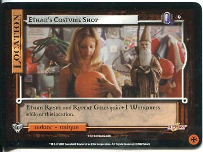 Buffy CCG TCG Angels Curse Limited Edition Card #107 Orb of Thesulah