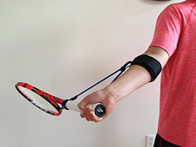 Perma Wrist Tennis Training Aid