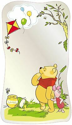 Disney Decofun Winnie The Pooh Self Adhesive Wall Decoration Shatterproof Mirror