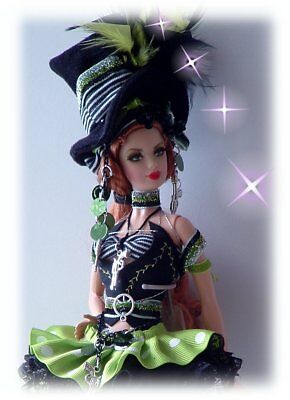 Beautiful doll by Dollocity. LOLITA TOP HATTER with attitude