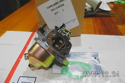 Snow Blower Carburetor 951-14026A Club Cadet Mtd Many Others