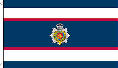 Royal Corps of Transport 5'x3' Flag