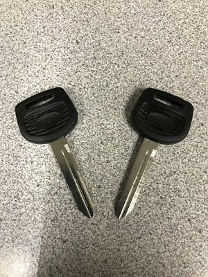 New Key Blank for Freightliner truck 1628-p lot of 2