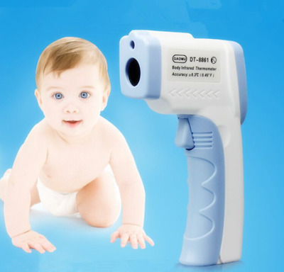 Digital LCD Temperature Gun Non-Contact Digital Laser Infrared IR Thermometer