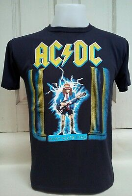 Vintage AC/DC  Who Made Who 1986 t-shirt