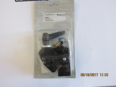 Manfrotto Super Clamp with Short Stud - #2909 - For Camera / Tri Pod - Brand New