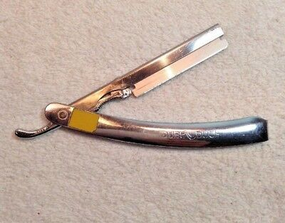 Stainless Dubl Duck Carnaby Hair Shaper - Japan