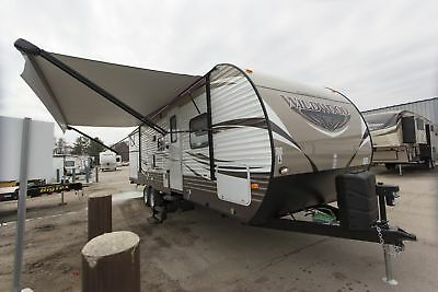 Must See New 2018 Wildwood 30Kqbss Travel Trailer Bunk House