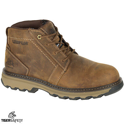 Caterpillar Cat Munising S3 Src Mens Steel Toe Cap Waterproof Safety Boots Ppe Men's Shoes